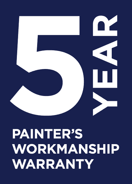 5 Year Painter's Workmanship Warranty_PMS_Web